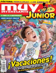 Website for Muy Interesante Junior magazine for kids. Interesting articles in Spanish. #authres