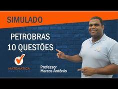 Simulado PETROBRAS 10 Questões Comentadas - Dicas de Matemática para Con...