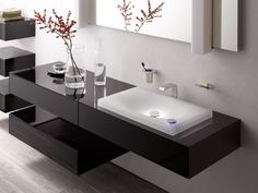 Sweet Toto Bathroom Sinks : Resin Counter Top Washbasins