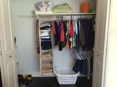 Little Man's Closet
