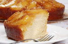6 Bakery Fresh Breakfast Cake Recipes You Can Make at Home Pumpkin Upside Down Cake, Pear Upside Down Cake, Food Cakes, Cupcake Cakes, Cupcakes, Just Desserts, Delicious Desserts, Pear Butter, Cake Recipes