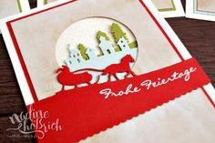Weihnachtskarten mit Stampin' Up!   nadinehoessrich.de