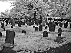 Old Burying Point Cemetery, Salem, MA
