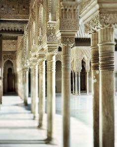 La Alhambra. España