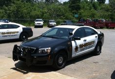 In-Service Cop Cars: Chevrolet Caprice - Photo Gallery - POLICE Magazine
