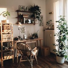 Many people believe that there is a magical formula for home decoration. You do things… Room Ideas Bedroom, Home Bedroom, Bedroom Decor, Home Office Design, Home Office Decor, Home Decor, Interior Office, Home Interior, Decor Crafts
