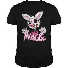 Shop FNAF Mangle Rabbit - Baby Lap Shoulder T-Shirt custom made just for you. Designed by Howardtow Fnaf, Rabbit Baby, Cosplay, Custom Shirts, Custom Made, Shirt Designs, Just For You, 10th Birthday, Shirt Ideas