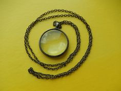 Through the Looking Glass Magnifying Monocle by mswedowsky on Etsy