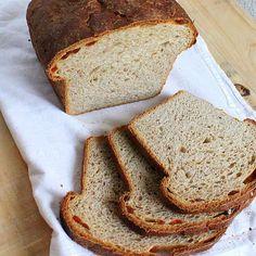 Grape Multigrain Sandwich Bread Loaf. Vegan - Vegan Richa