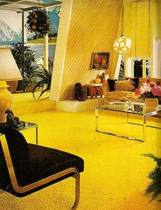Home Interior Decoration Ideas Mid-century Interior, Vintage Interior Design, Vintage Interiors, Wood Interiors, Interior Decorating, 1970s Decor, 70s Home Decor, Mid Century Decor, Mid Century Design