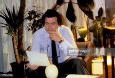 Nachrichtenfoto : Pierre Brice, Homestory, Orleans, Frankreich,...