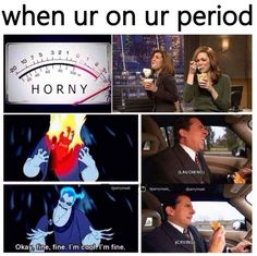 30 Insanely Hilarious And Relatable Period Memes Funny Pins, Funny Memes, Funny Stuff, Pms Funny, Period Humor, Period Funny, Funny Cute, Super Funny, I Laughed