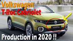 vw t roc cabrio 2020 preis erstes foto vw ein. Black Bedroom Furniture Sets. Home Design Ideas