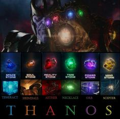 Thanos >> I am genuinely concerned about this movie..