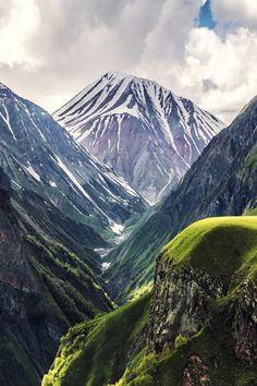 South Ossetia, Georgia