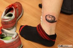 Sideways Stories from Wayside School | 12 Tattoos Inspired by Famous Books | Mental Floss