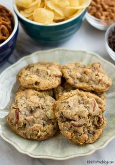 Anderson Cooper's Favorite Cookies: Compost Cookies » Table for Two
