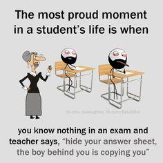 Memes funny dirty humor 43 ideas for 2019 Exams Funny, Funny School Jokes, Crazy Funny Memes, School Memes, Funny Facts, Funny Jokes, Hilarious, Funny College, Stupid Jokes