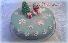Patry's Cake: Winter cake