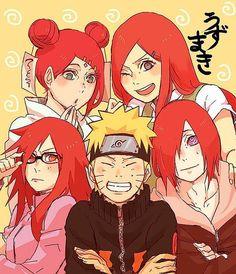 Uzumaki *sigh* I still don't get why Kishimoto didn't make him an akagami... change your last name, Naruto