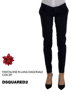 4 modelli per 4 personalità femminili. Tagli in lana, il classico #skinny e lo stile urban del modello Big Brother. Scopri la collezione►http://bit.ly/1mvQpct fatti un #regalo firmato @DSQUARED2 #fw15 #ILoveOnlineShopping #womenswear