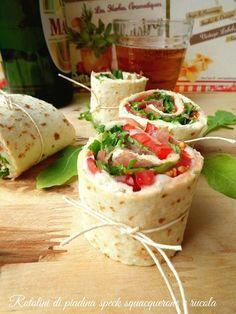 Sei alla ricerca di un finger food velocissimo da preparare in due minuti durante un aperitivo tra amici? Vieni a vedere la ricetta con me!