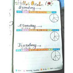 Half week of October firsr week daily spread.  #bulletjournal #bujo #bulletjournaljunkies #october #octoberweeklyroutine #dailyspread #planner #practice #planning #bujojunkie #bujooctober #bujojunkies #plannerdecor #plannerdecoration #plannerdecorating #planner #plannercommunity #planneraddicts #plannerlove #plannerobsessed #plannerlife  #planneraccessories #plannernerds #plannersupplies #happyplanner #lifeplanner #plannercuteness #lettering #plannerjunkies #plannersociety #plannernewbie