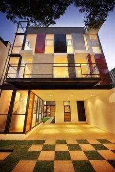 Pixel 57 House