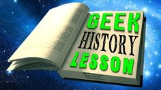 Geek History Ghlpodcast On Pinterest