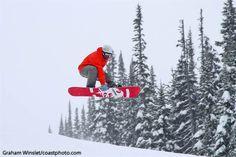 Whistler January 7, 2013 - awesome photo.