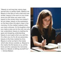 My idol Emma Watson Motivacional Quotes, Cute Quotes, Book Quotes, Words Quotes, Sayings, Qoutes, Movie Quotes, Emma Watson Quotes, Beautiful Words