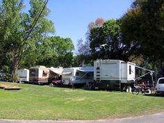 Riverside Lodge RV Resort At Inverness FL