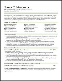 Oil Gas Engineer Resume Sample Industrial Engineering Mechanical Electrical