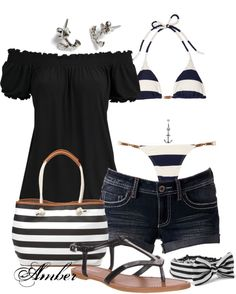 """""""Anchors Aweigh #3"""" by stay-at-home-mom on Polyvore"""