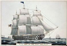 USS Ohio Ship Of The Line