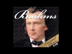 BRAHMS ~ German composer and pianist (May 1833 – April Brahms composed for piano, chamber ensembles, and symphony orchestra. Art Music, Music Songs, Music Artists, Music Videos, Classical Music Playlist, Best Classical Music, Sound Of Music, Listening To Music, Good Music