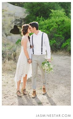 Jasmine Star Blog - Bohemian Wedding Inspiration : Sabrina+Cody