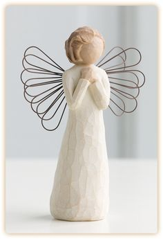 Angel of Wishes-May you always hold on to your dreams.