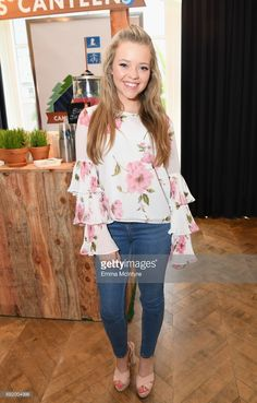 Jade Pettyjohn at the Brooks Brothers Beverly Hills summer camp party benefitting St. Jude Children's Research Hospital at Brooks Brothers Rodeo on June 3, 2017 in Beverly Hills, California.
