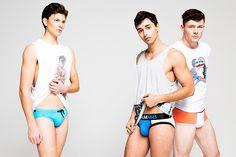 teamm8 appearance in Fashionably Male Underwear Brand