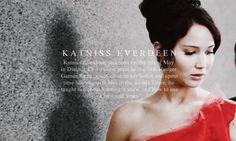 Hunger Games / Katniss