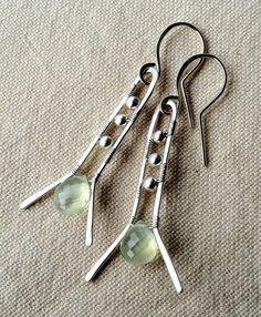 Wire Earrings Simple, elegant!