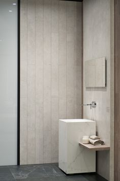 Bathroom - XLIGHT range by Porcelanosa