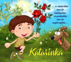 25.11 Katarínka Disney Characters, Fictional Characters, November, Christmas Ornaments, Disney Princess, Holiday Decor, Happy, Art, November Born
