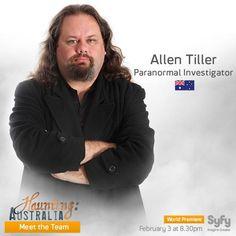 Allen Tiller Haunting:Australia