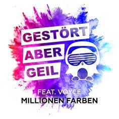 """Gestört aber GeiL veröffentlichen erste Single aus dem im Sommer erscheinenden Album """"#Zwei""""  Mit ihren Hits """"Unter Meiner Haut"""", """"Ich & Du"""" oder """"Geh Nicht Weg"""" avancierte das DJ Duo Gestört aber GeiL binnen kürzester Zeit zu einem gefeierten Gold- und Platin Act.   #Deep House #Deutsch #Electro #Gestört aber GeiL #House #Must Read #Video"""