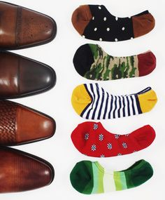 No-show socks for men that don't slip. Finally thinking about the men on this one