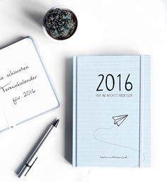 FASHIIONCARPET.COM  organizer, terminkalender 2016, kalender, terminplaner