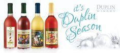 Duplin Winery's Seasonal Christmas Wines Now Available
