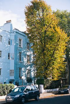 Notting Hill, London | The Style Scribe